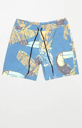 Hurley Paradise Volley Active Shorts