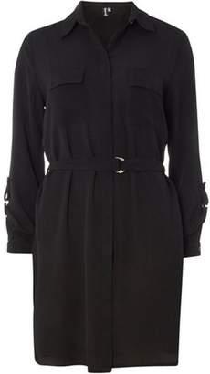 Dorothy Perkins Womens *Izabel London Black Shirt Dress
