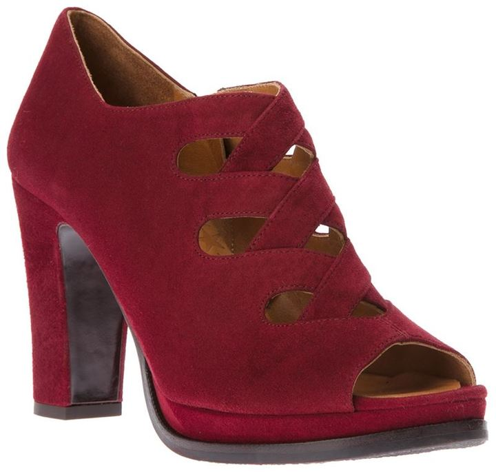 Chie Mihara peep toe sandal