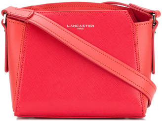 Lancaster logo shoulder bag