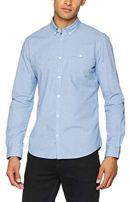 Tom Tailor Men's Floyd Easy Fil Stripe Casual Shirt
