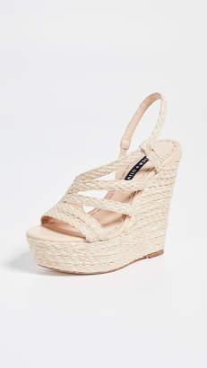 Alice + Olivia Tenley Platform Sandals
