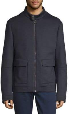 HUGO BOSS Casual Zip Jacket
