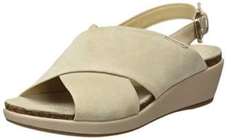 Geox Women's W Abbie 6 Wedge Sandal