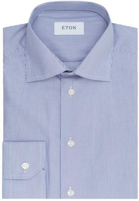 Eton Slim Fit Striped Shirt