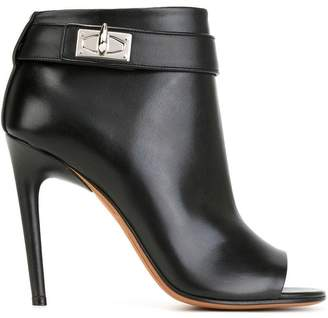 Givenchy 'Shark Lock' booties