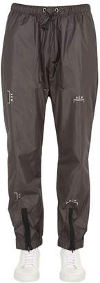 A-Cold-Wall* Reflective Nylon Pants W/ Front Zips