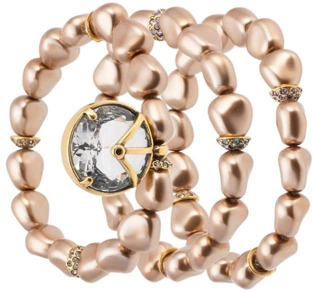 Camila Klein three pearl-bracelets set
