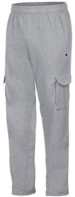 Champion Men's Powerblend Fleece Cargo Pants