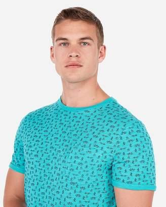 Express Cactus Crew Neck T-Shirt