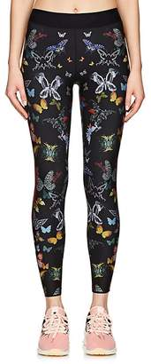 Ultracor Women's Butterfly-Print Sprinter Leggings