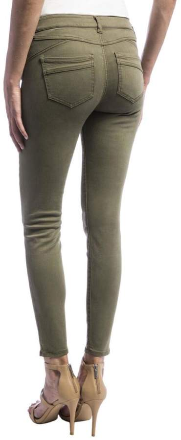 Liverpool Jeans Company Mid Rise Ankle Skinny