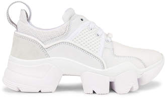 Givenchy Jaw Low Sneakers in White | FWRD