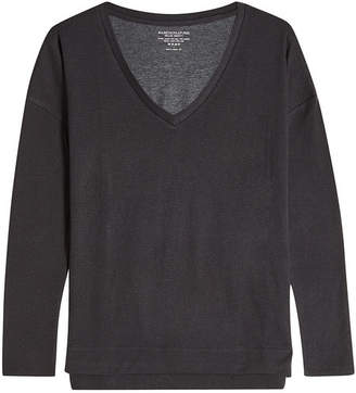 Majestic Top in Cotton and Cashmere