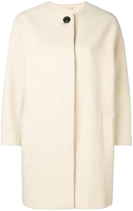 Filippa-K structured cocoon coat