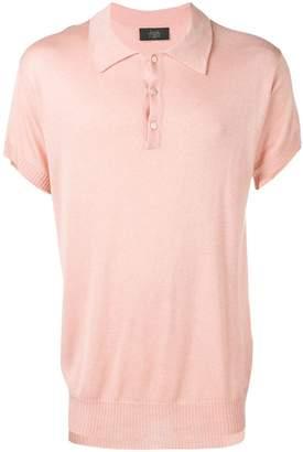 Maison Flaneur slim-fit polo shirt