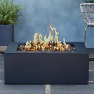 Real Flame Bryon Steel Propane Fire Pit Table