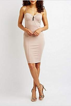 Love's Hangover Creations Bodycon Statement Dress