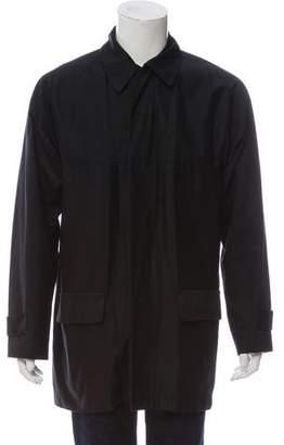 Maison Margiela Button-Up Woven Jacket