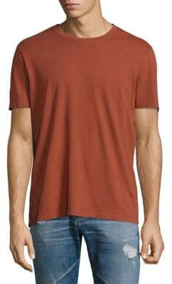 AG Jeans Regular-Fit Cotton Tee