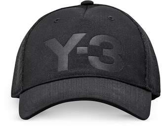 Y-3 Y 3 Black Trucker Baseball Cap