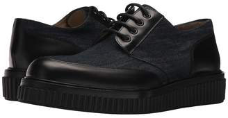 Paul Andrew Ethan Canvas Leather Oxford