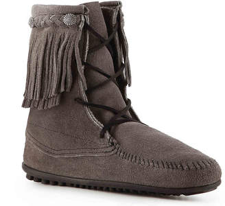 Minnetonka Ankle Hi Tramper Western Bootie - Women's
