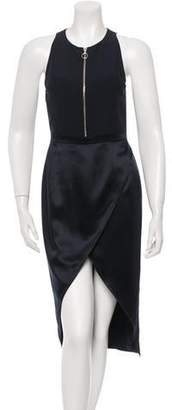 Brandon Sun Sleeveless Crew Neck Dress