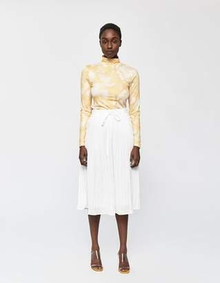 Farrow Veronique Pleated Skirt