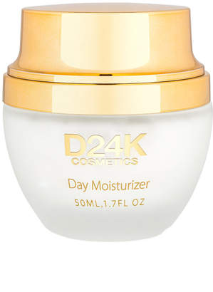 D24K by D'OR 24K 1.7Oz Day Moisturizer With Spf 15 - All Skin Types