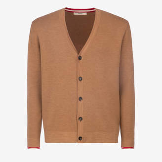 Bally Wool Knit Cardigan