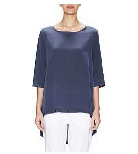 Sabatini 3/4 Sleeve A Line Top