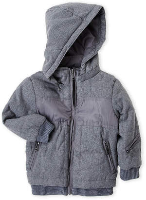 Urban Republic Toddler Boys) Quilted Hooded Jacket