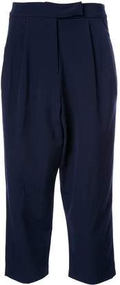 Studio Nicholson cropped tapered trousers