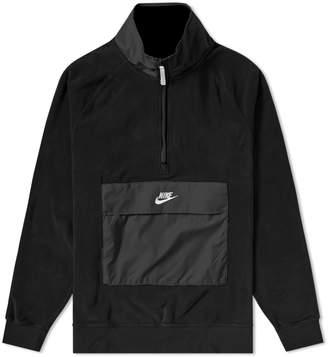 Nike Fleece Winter Half Zip Sweat