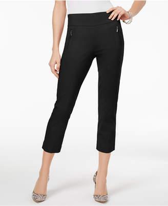 INC International Concepts I.n.c. Curvy-Fit Cropped Pants