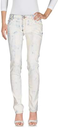 Philipp Plein Denim pants - Item 42657663WX