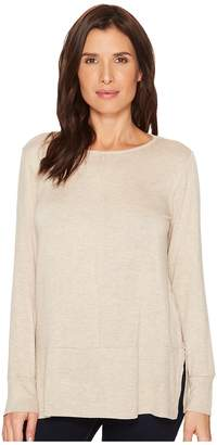 Bobeau B Collection by Jayme Pullover Knit T-Shirt Women's T Shirt