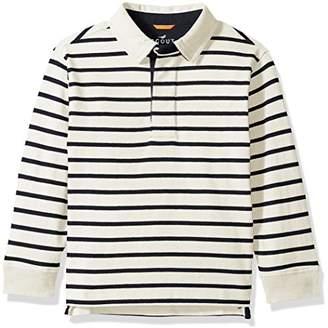 Scout + Ro Big Boys' Stripe Rugby Shirt