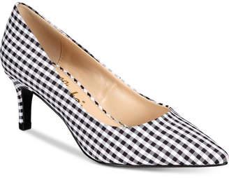 Callisto Hit Pan Pointed-Toe Pumps Women's Shoes