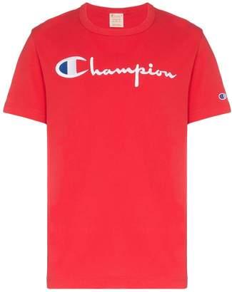 Champion logo-embroidered T-shirt