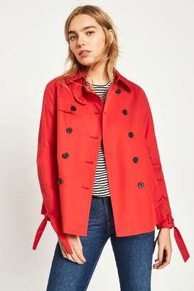 Jack Wills Dollyhill Swing Trench