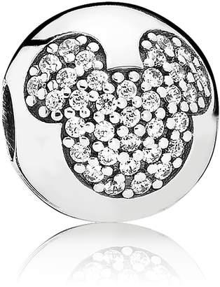 Pandora Disney Mickey Mouse Pave Clip Charm
