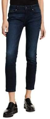 Calvin Klein Jeans Red Queen Ankle Skinny