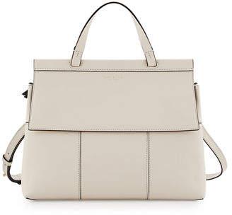 Tory Burch Block-T Top-Handle Satchel Bag