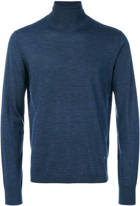 Emporio Armani roll-neck jumper
