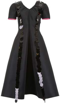 Marni Dress With Maxi Sequins