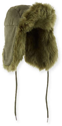 989045bb9 Lined Trapper Hats - ShopStyle