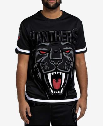 Hudson Nyc Men's Panther Graphic-Print T-Shirt