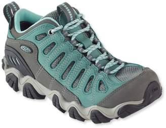 L.L. Bean L.L.Bean Women's Oboz Sawtooth BDry Hiking Shoes